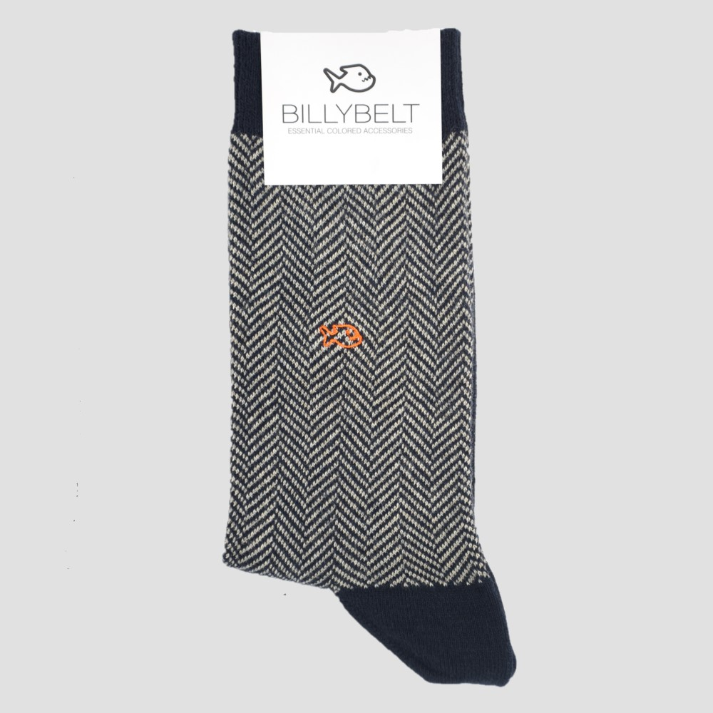 BILLYBELT Herringbone Socks