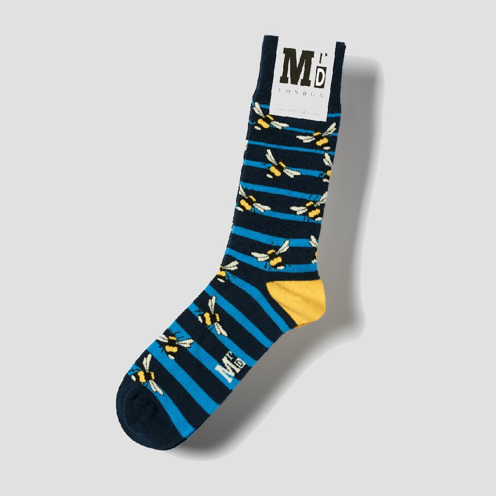 Mr D Bee's Socks